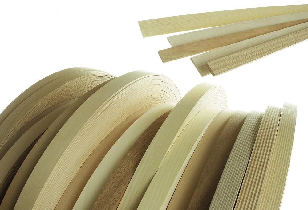Kunststoff und Furnierkanten › Kanten › Produkte › Holz